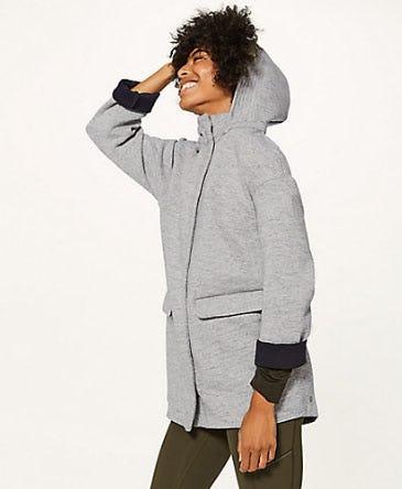 New Form Coat
