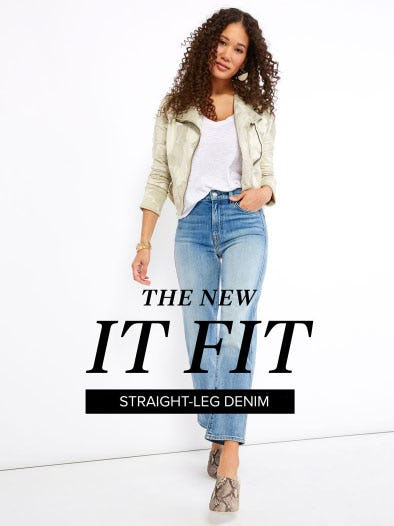 The New IT Fit from Evereve