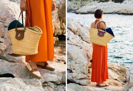 Handwoven Handbags from Jimmy Choo