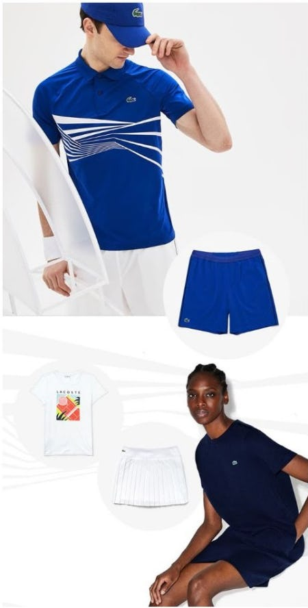 New Sport Gear for your Next Match
