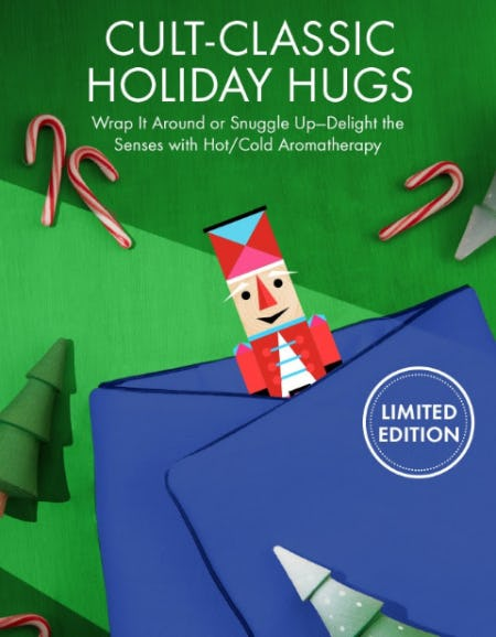 Cult-Classic Holiday Hugs from Origins