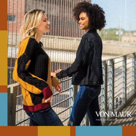 Step Into Fall from Von Maur