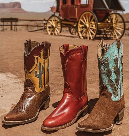 New in Town from Boot Barn Western And Work Wear