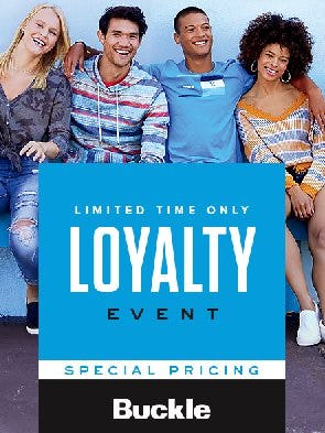 Annual Loyalty Event from The Buckle