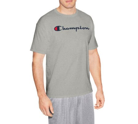 Champion Men's Script Graphic T-Shirt from Dick's Sporting Goods