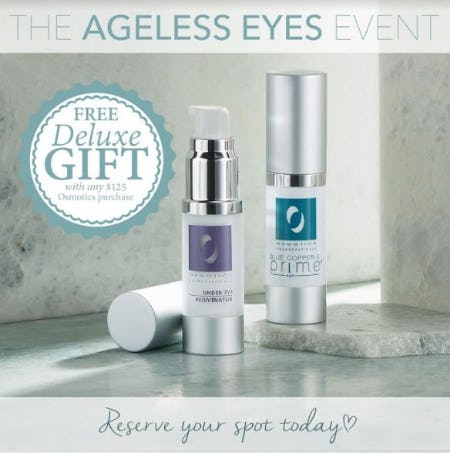 The Ageless Eyes Event from Soft Surroundings