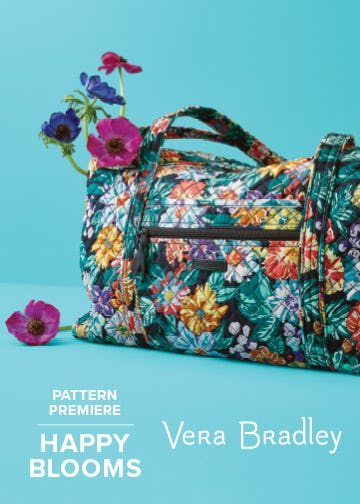 Blooming with Cheer! from Vera Bradley