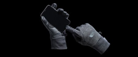 Tech Compatible Gloves from The North Face