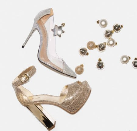 Heels for the Holidays from Nordstrom