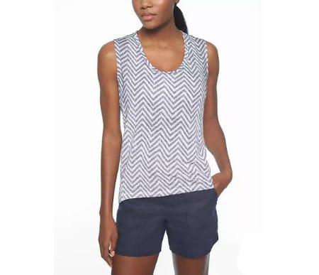Breezy Muscle Print from Athleta
