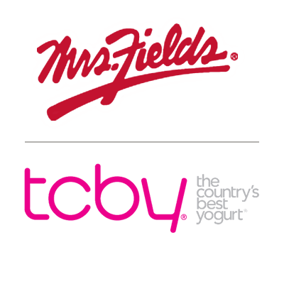 Mrs. Fields/Tcby Logo
