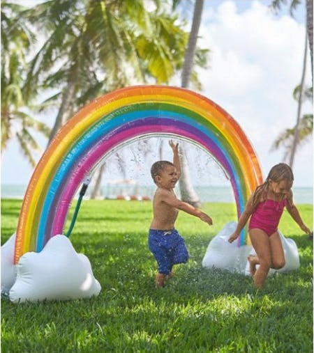 New Sprinklers, Beach Towels and More Outdoor Favorites from Pottery Barn Kids