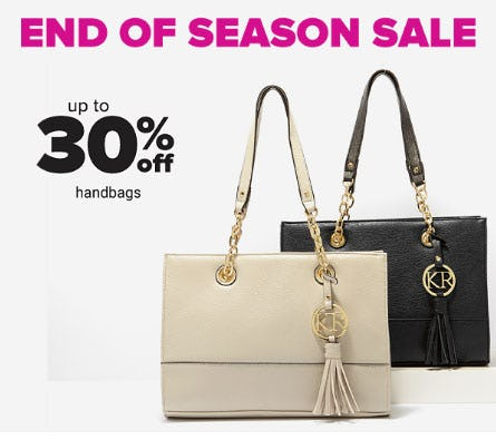 Up to 30% Off Handbags from Belk
