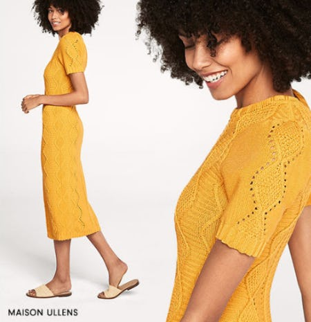The New Knit from Neiman Marcus