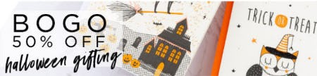 BOGO 50% Off Halloween Gifting from PAPYRUS