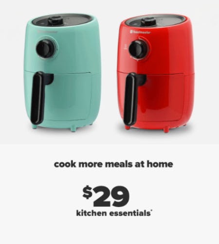 $29 Kitchen Essentials from Belk