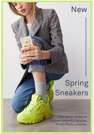 Shop New Spring Sneakers