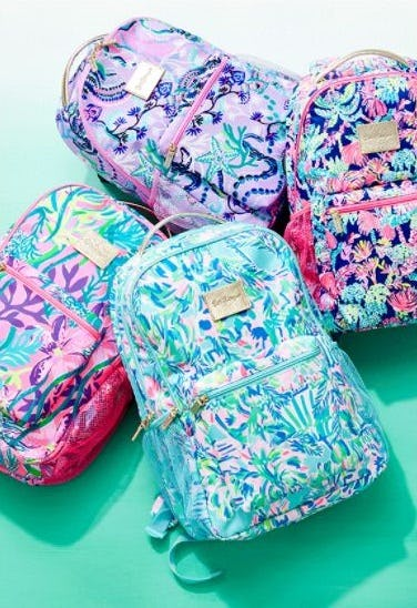 Back to School, the Lilly Way from Lilly Pulitzer