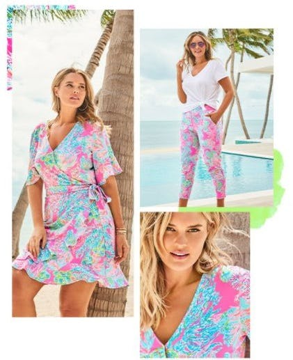 Seaing Things from Lilly Pulitzer