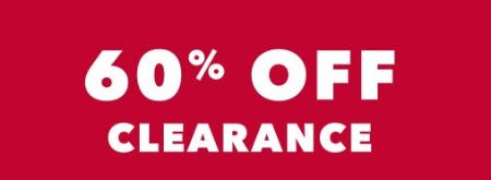60% Off Clearance from American Eagle Outfitters