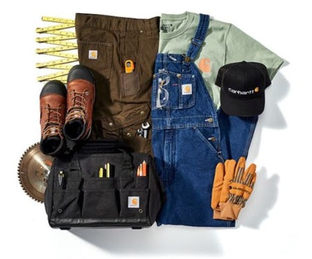 Gifts for the Do-It-Yourself Dad from Carhartt