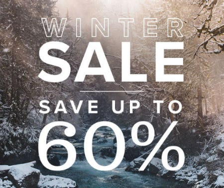 Up to 60% Off Winter Sale from Orvis