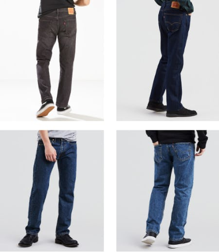 The 505 Regular Jeans from The Levi's Store