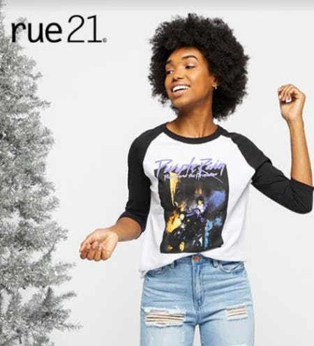 DEAL OF THE DAY: $7 Screens from rue21