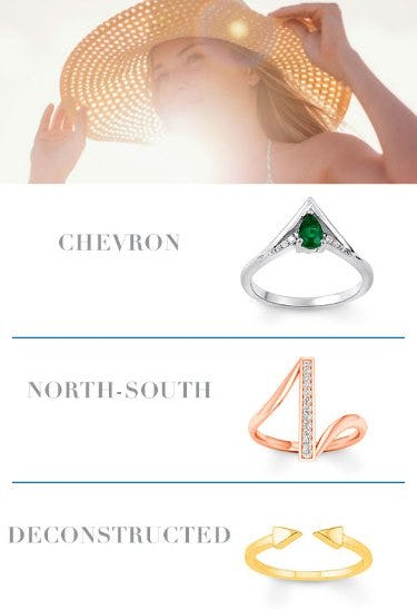 Ring Trends you Won't Want to Miss from Kay Jewelers