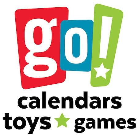 Go! Calendars Logo