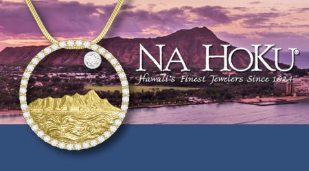 A Stunning Landmark from Na Hoku, Hawaii's Finest Jewelers 1924