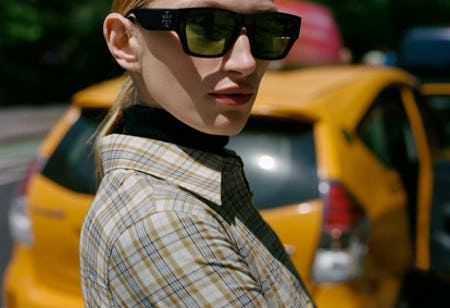 Tory Burch: The Recycled Eyewear Collection from Sunglass Hut