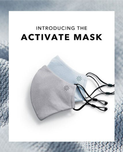Introducing The Activate Mask from Athleta