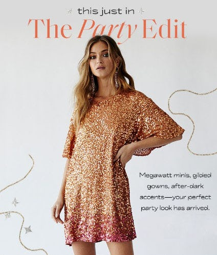 This Just In: The Party Edit from Free People