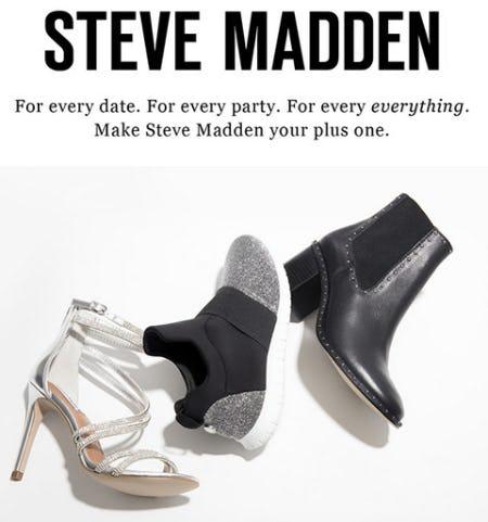 Steve Madden Stunners