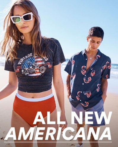All New Americana from Cotton On