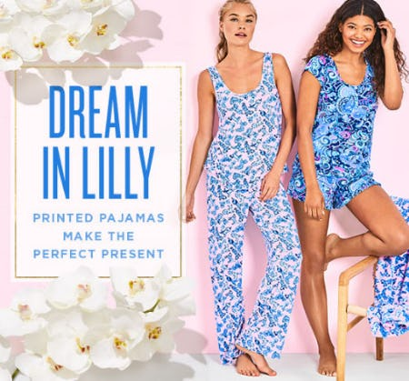 Dream In Lilly