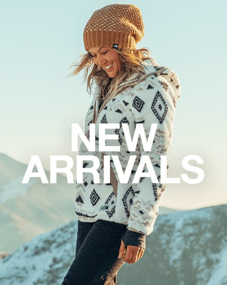 Women's New Arrivals from The North Face