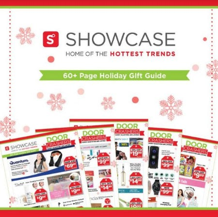 Holiday Gift Guide from Showcase