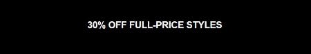 30% Off Full-Price Styles from Lands' End