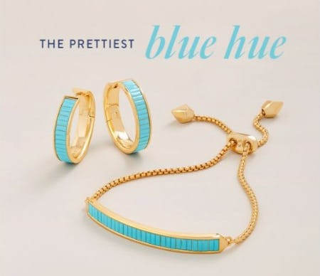 OMG this Blue from Kendra Scott