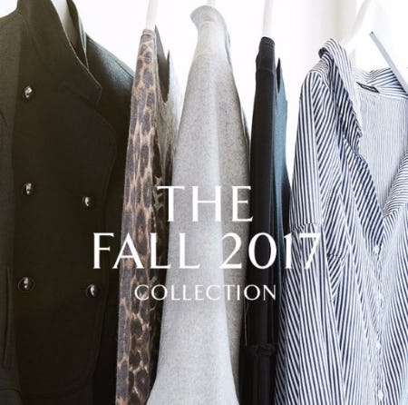 The Fall 2017 Collection Is Here