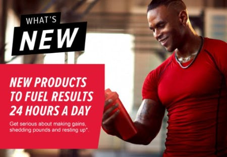 New Product Drop: Beyond Raw, Unbreakable Performance, Slimvance & More from GNC