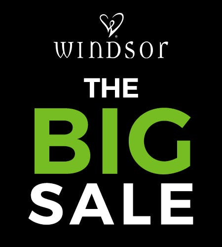The BIG Sale! from Windsor