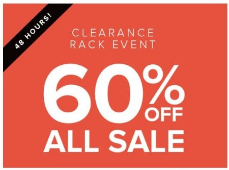 60% Off All Sale from Fashion To Figure