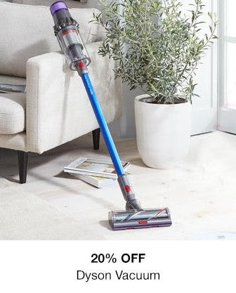 20% Off Dyson Vacuum from Macy's Children's