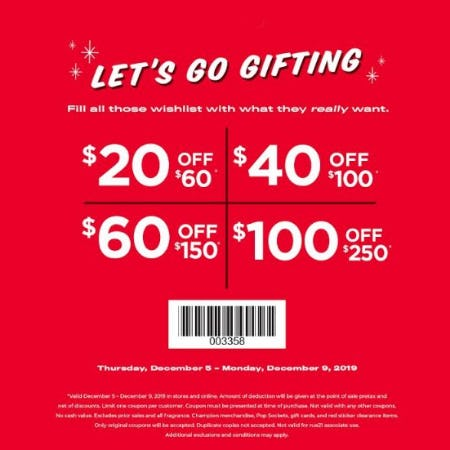 Let's Go Gifting! from rue21