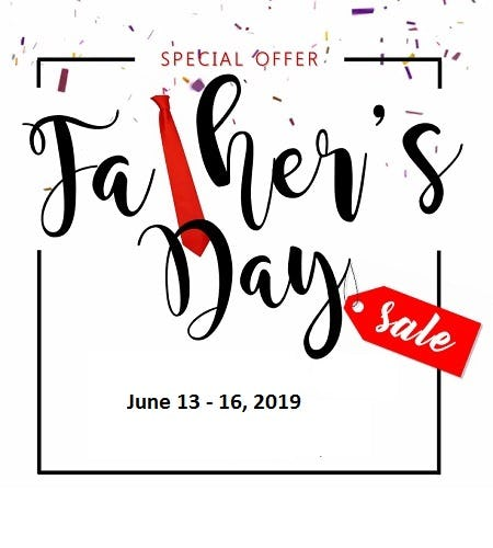 Father's Day Sale from Tradehome Shoes