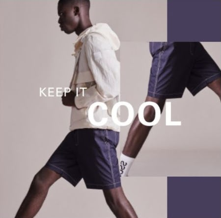 BOSS Shorts: Keep It Cool from Hugo Boss