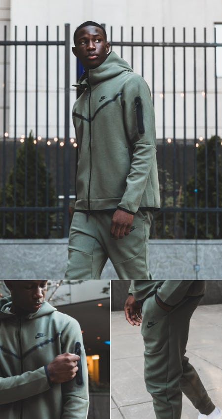 Nike Tech Fleece from DTLR